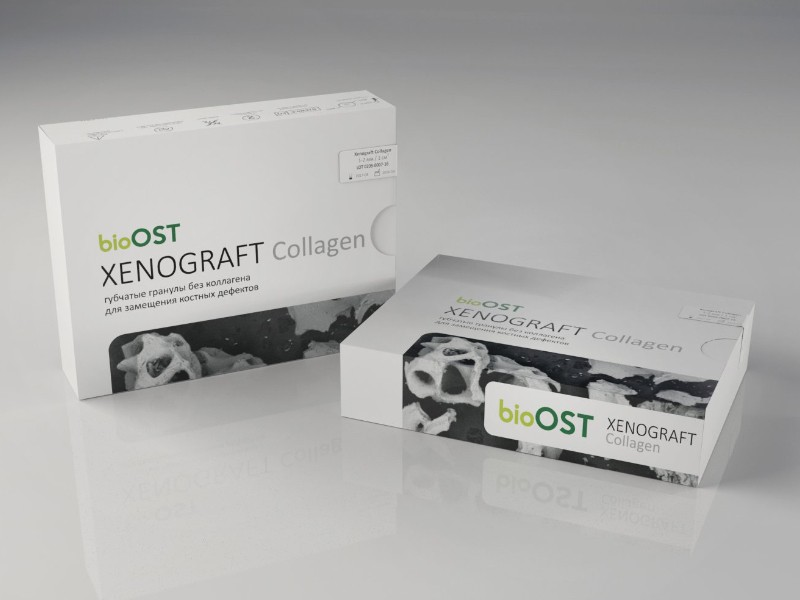 bioOST XENOGRAFT Collagen
