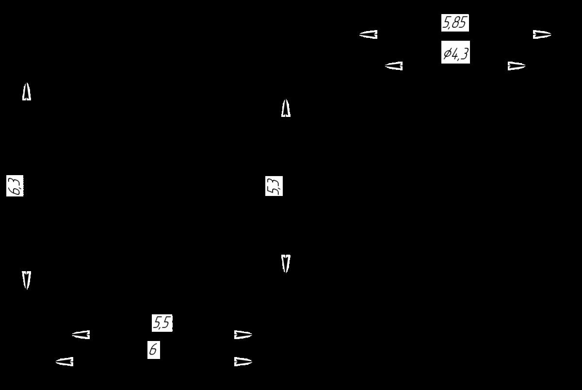 Втулка для полного протокола Ø4.3