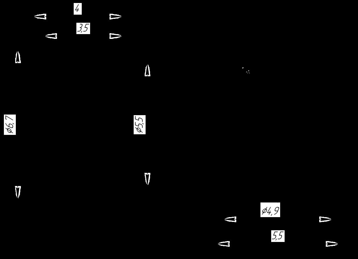 Втулка для полного протокола Ø4.9