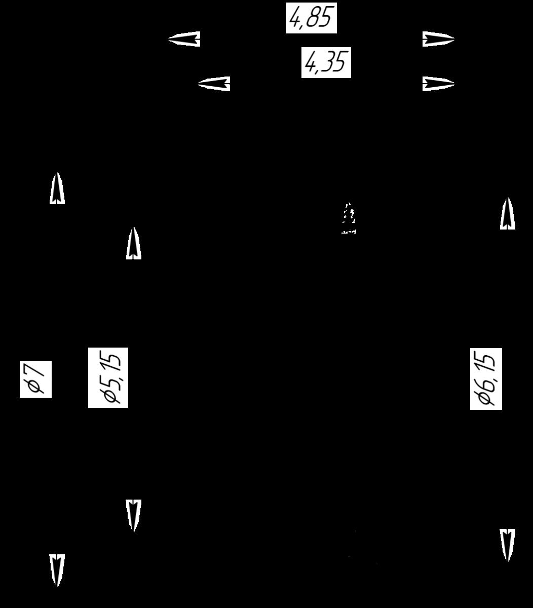 Втулка для полного протокола Ø5.1