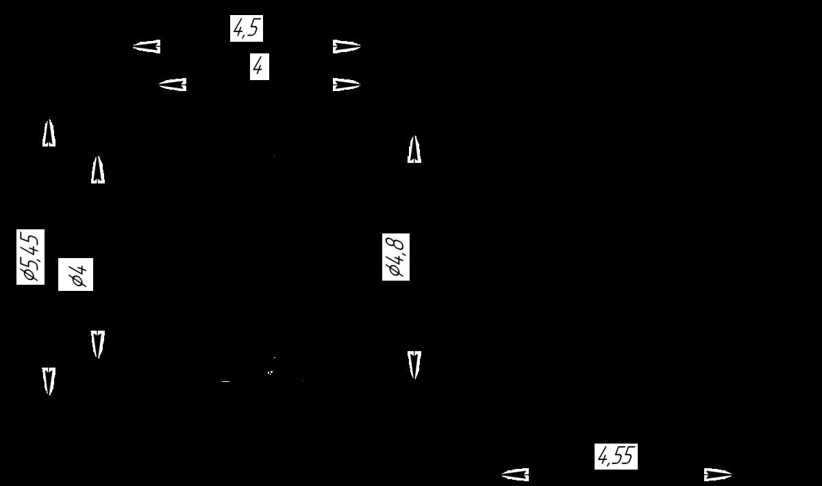 Втулка для полного протокола Ø4.0