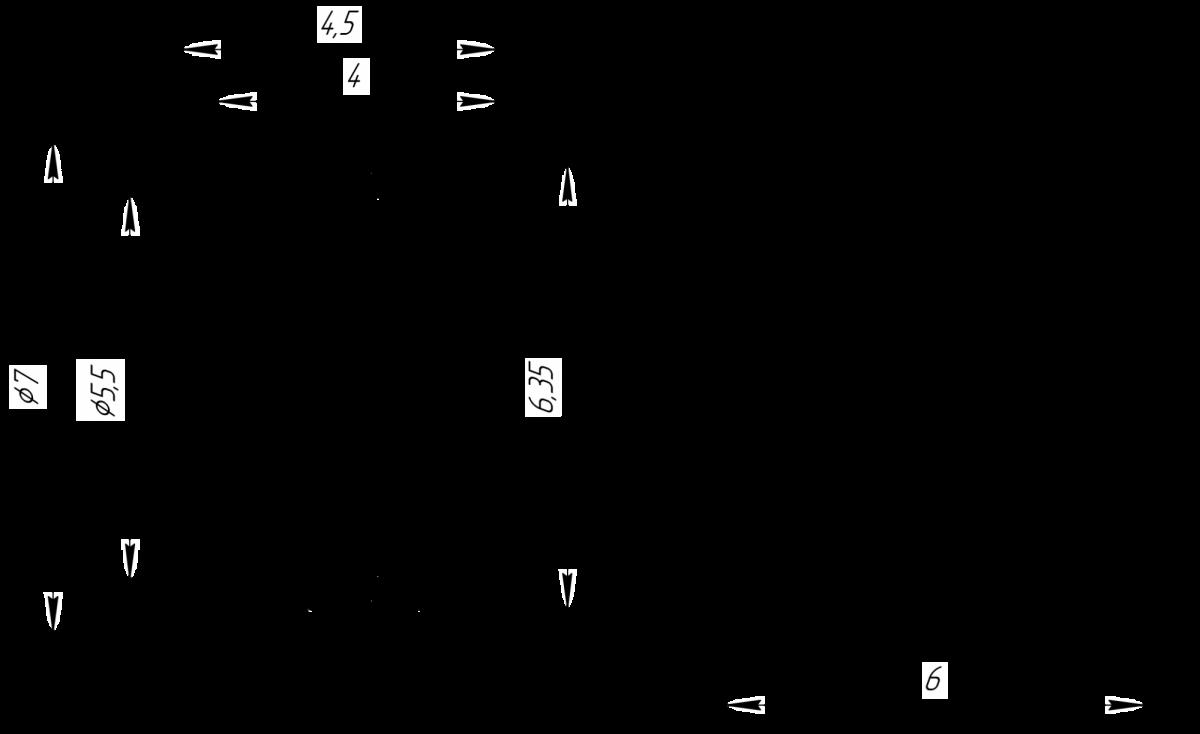 Втулка для полного протокола Ø5.5