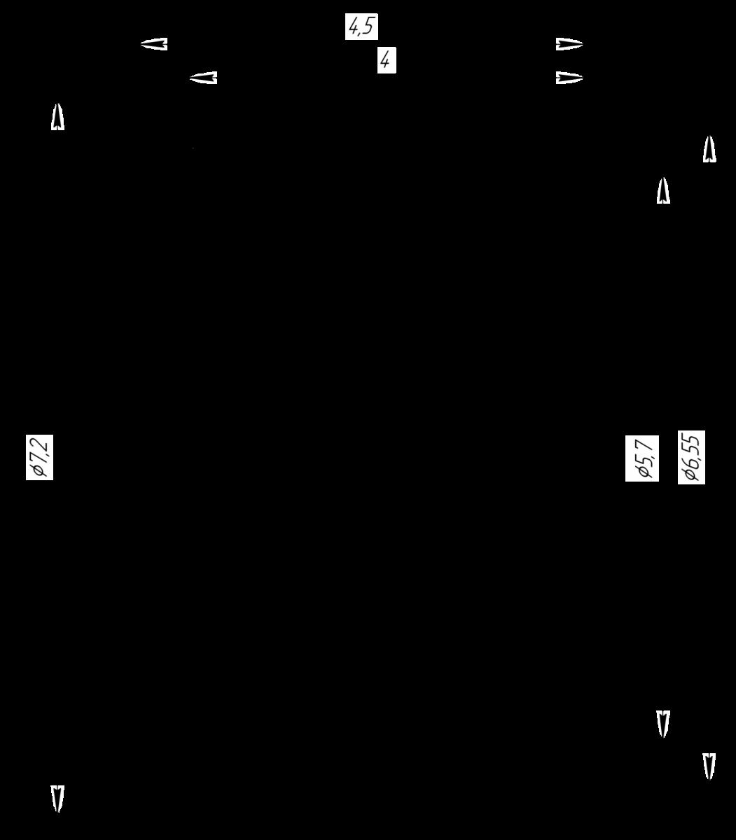 Втулка для полного протокола Ø5.7