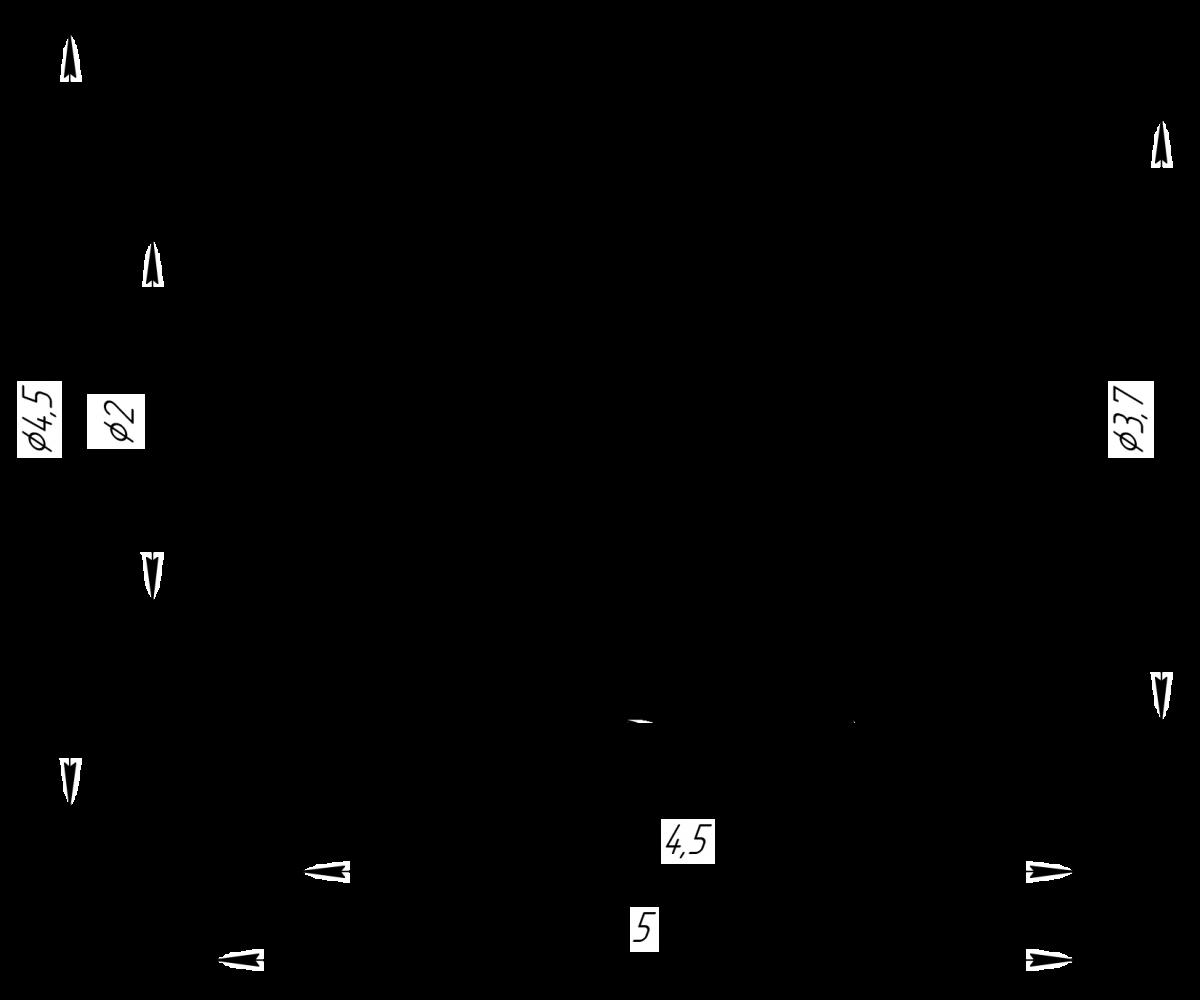 Втулка для пилотного сверления Ø2.0